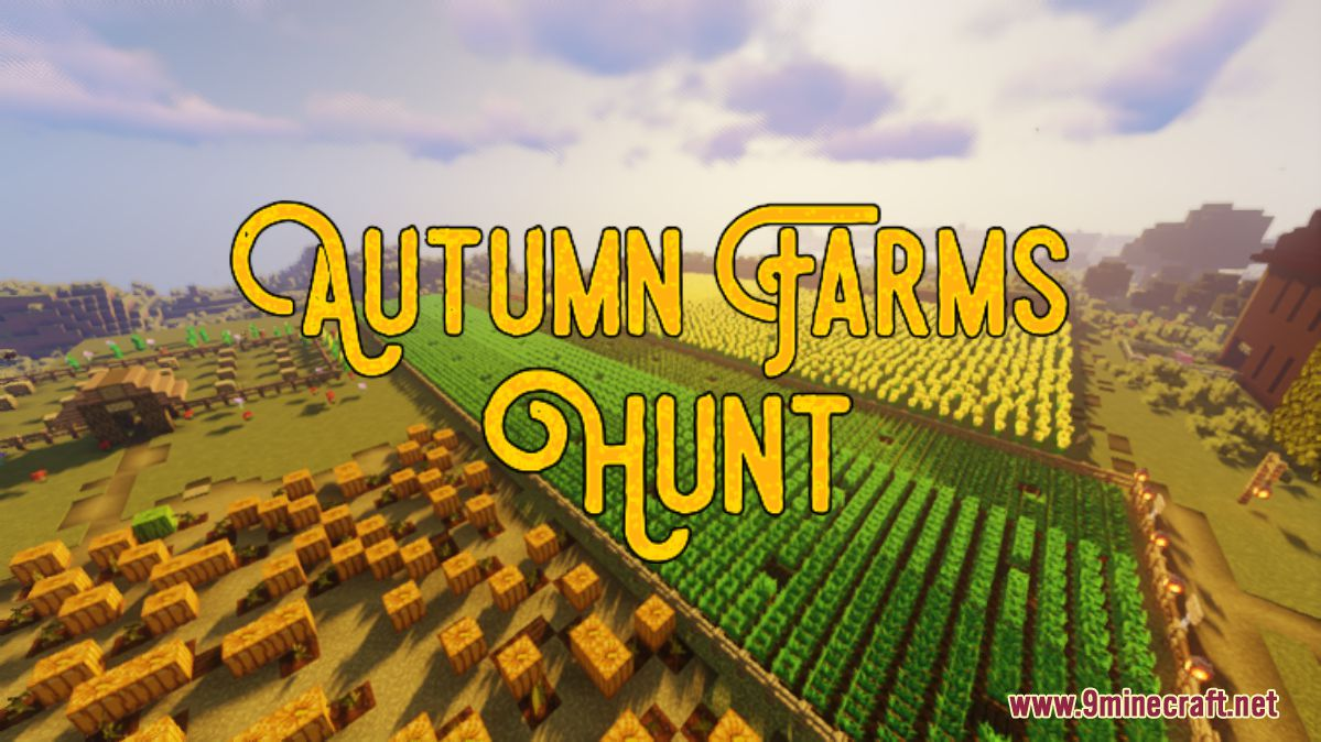 autumn-farms-hunt-map-117.1-for-minecraft
